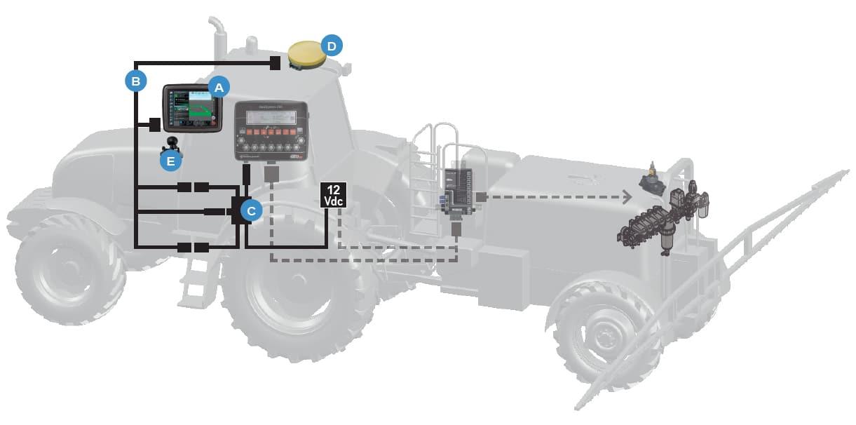 45749 - Навігаційна система Geoline Х14