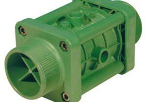 """Стандартный датчик потока 3"""" BSP ceramica 20BAR (150-1500 л/мин)"""