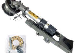 """Поливний пістолет Komet Twin 101/PL 24"""" з розпилювачами 18мм/0,71, 22мм/0,87, 24 мм/0,94"""