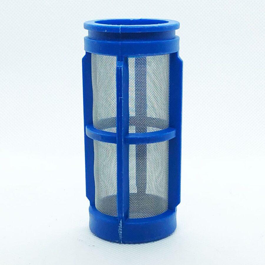 Сітка лінійного фільтра Geoline 38 мм x 88 мм 50 MESH синя