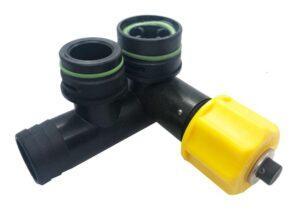 Клапан регулювання тиску Geoline