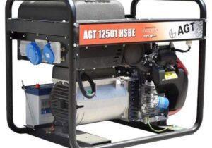 Генератор AGT 12501 HSBE R16