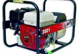 Генератор AGT 3501 HSB SE (Honda GP200)