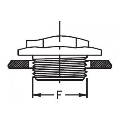 Прокладка кільце Geoline 33х45х3 EPDM