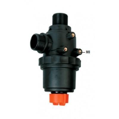 """Фільтр Geoline всмоктуючий з клапаном 150 л/хв  1"""" 1/2 М"""