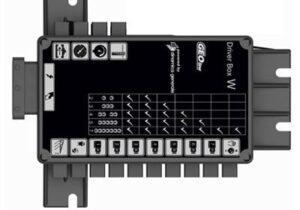 Комутаційна коробка 5W для компьютера CS 250/260