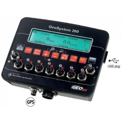 Блок керування Geoline Geosystem 260 CS 7W
