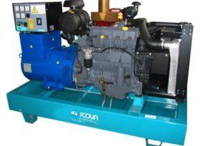 Scova Generating Sets Deutz Engine