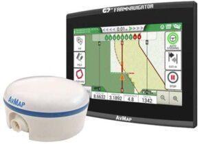 Агронавігатор AvMap G7 Plus + Smart GPS / GNSS receiver