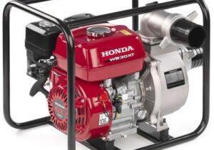 Мотопомпа Honda WB30XT3