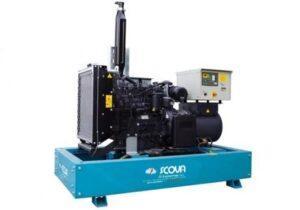 Scova Generating Sets Iveco Motors Engine