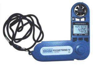 Анемометр Lechler Pocketwind IV
