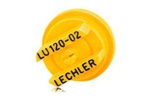 Універсальний щільовий розпилювач Lechler LU 120-02