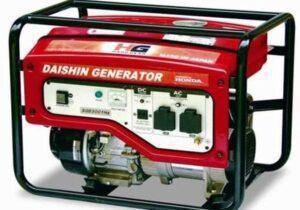 Генератор Daishin SGB3001HA