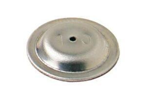Диск розпилювача з нержавіючої сталі Geoline Ø15 мм