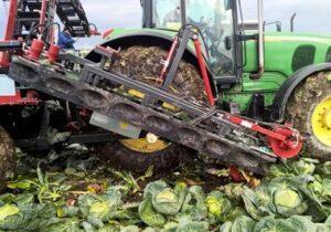 Vanhoucke Cabbage Harvester
