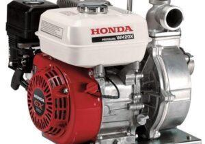 Мотопомпа Honda WH20XT