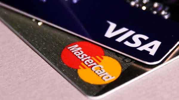 visa master - Оплата та доставка