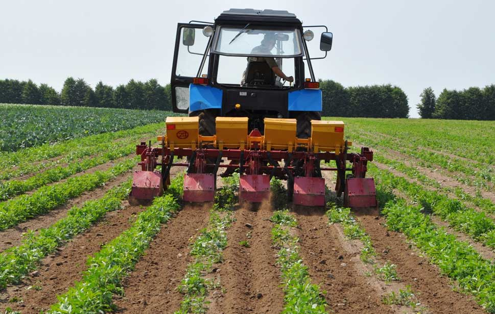 Виды навесного оборудования в сельском хозяйстве